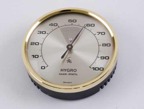 Hygrometer (synthetisch haar)